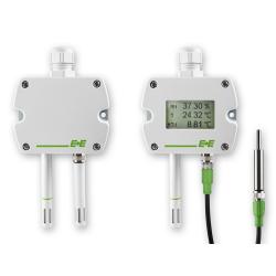 지속적인 고습환경 온습도 트랜스미터 EE211