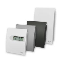 HVAC용 대기용 온도 트랜스미터 EE10-T