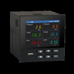 SUPMEA 디지털 다채널 기록계 R9600 6Ch