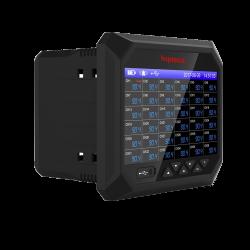 SUPMEA 디지털 다채널 기록계 R6000F 9Ch
